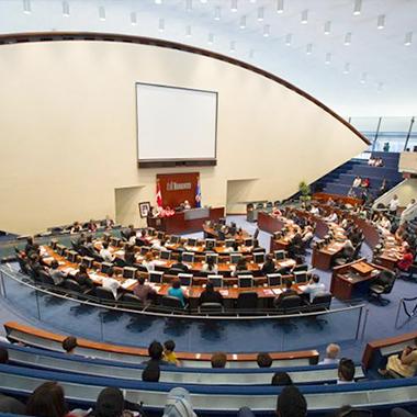 Toronto City Council Chambers