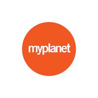 Myplanet logo