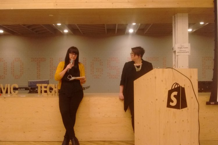 Hacknight #85 – Amy Swenson and Ebony Sager from Ontario Budget Talks