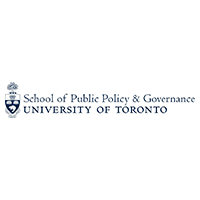 School of Public Policy and Governance at the University of Toronto logo