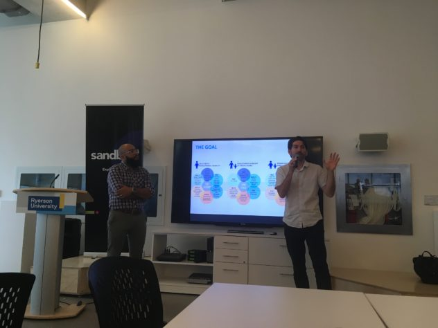 Hacknight #101 with Jose Iguiñiz & Mandeep Flora
