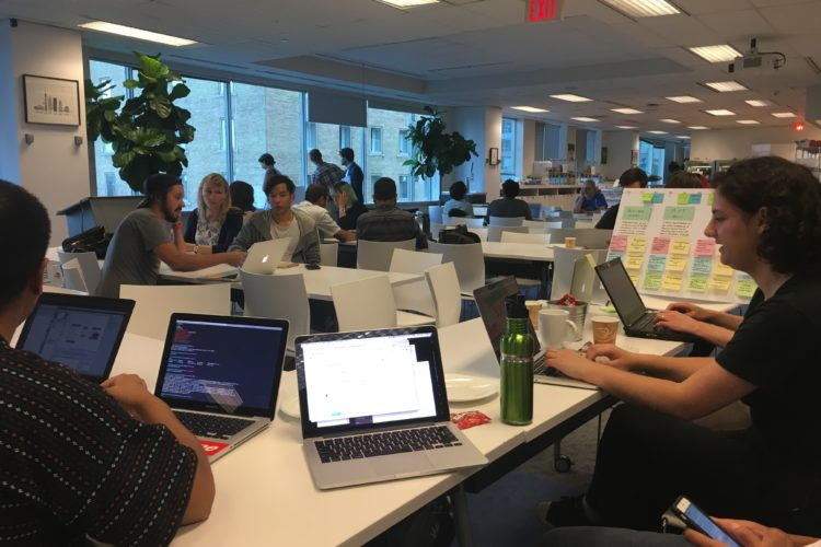 Hacknight #107 with Open work time