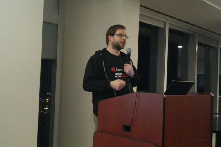 Hacknight #117 with Dr. Ryan Doherty