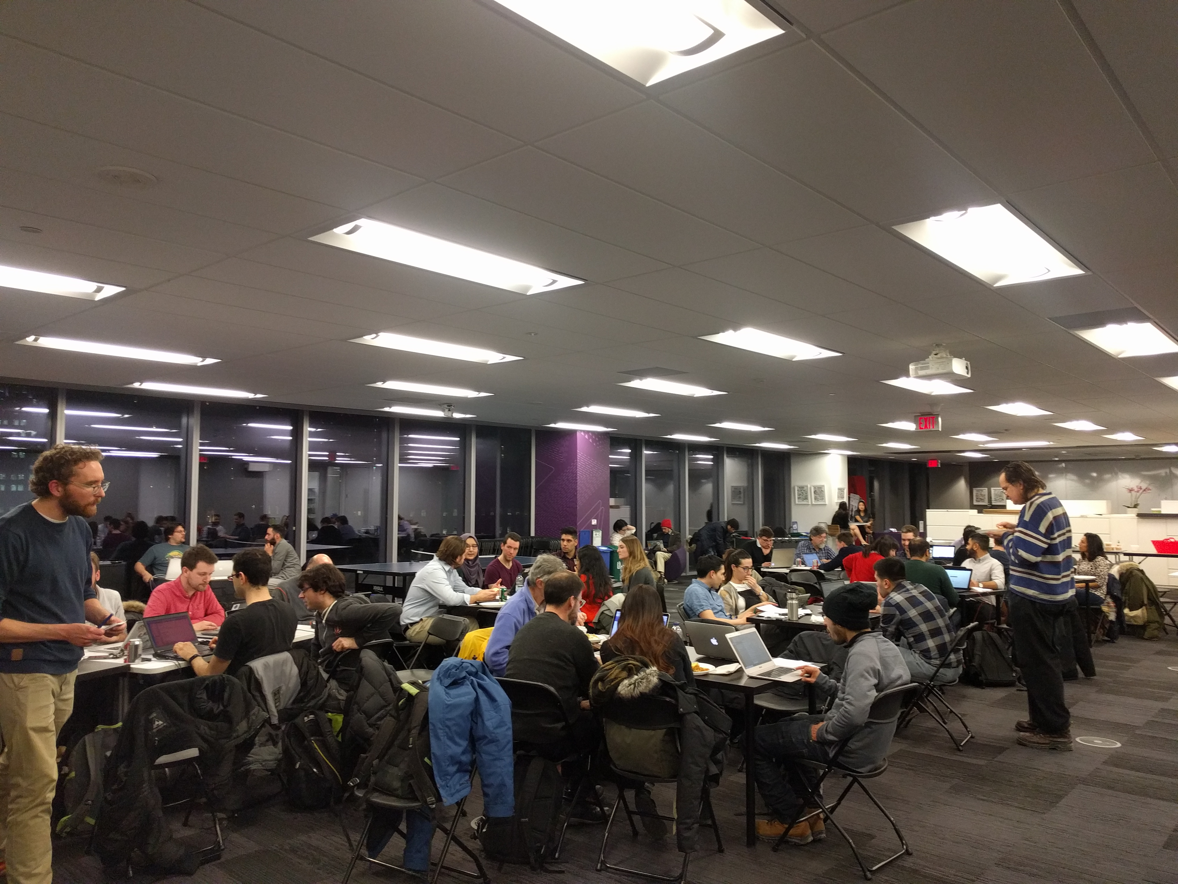 Hacknight #129 – with Project Night